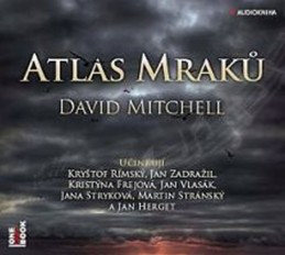 Atlas mraků - 2CDmp3 - Mitchell David