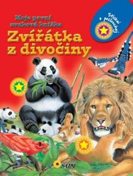 Zvířátka z divočiny - Moje první zvuková knížka - neuveden