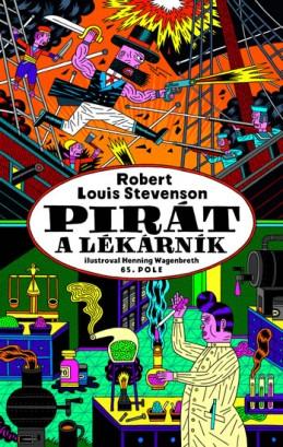 Pirát a lékárník - Stevenson Robert Louis