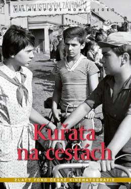 Kuřata na cestách - DVD box - Vorlíček Václav