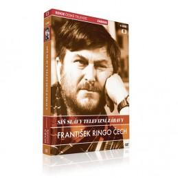 Síň slávy - František Ringo Čech - 4 DVD - neuveden