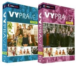 Vyprávěj - 3. řada - 13 DVD - neuveden