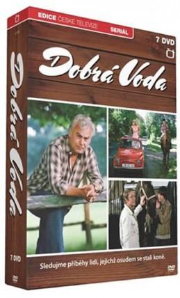 Dobrá voda - 7 DVD - neuveden