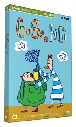 Gogo a Figi - 2 DVD - neuveden