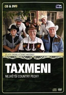 Zlatá deska - Taxmeni - CD+DVD - neuveden