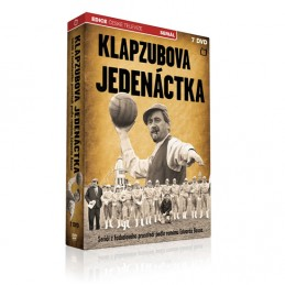 Klabzubova jedenáctka - 7 DVD - neuveden