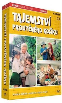 Tajemství proutěného košíku - 6 DVD - neuveden