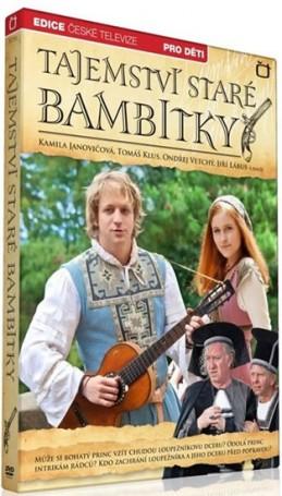 Tajemství staré bambitky - 1 DVD - neuveden
