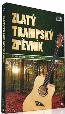 Zlatý trampský zpěvník - DVD - neuveden