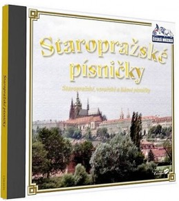 Zmožek - Staropražské písničky - 1 CD - neuveden