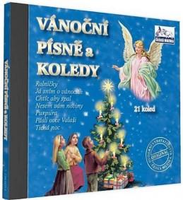 Vánoční písně a koledy - 1 CD - neuveden