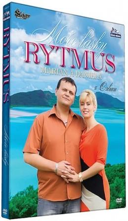 Rytmus Marián a Daniela - Moře lásky - DVD - neuveden