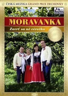 Moravanka - Zavrť sa má cérečko - DVD - neuveden