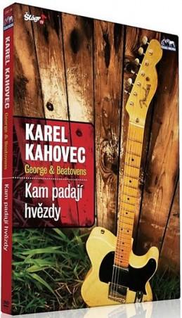 Karel Kahovec - Kam padají hvězdy - DVD - neuveden