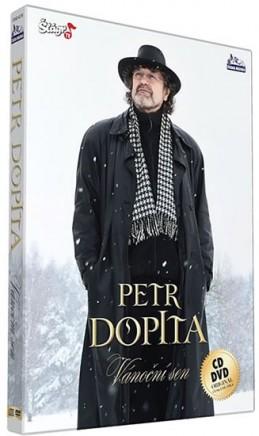 Dopita Petr - Vánoční sen - CD+DVD - neuveden