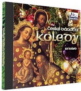 České vánoční koledy - 1 CD - neuveden