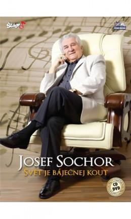 Sochor - Svět je báječný kout - CD+DVD - neuveden