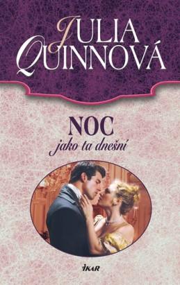 Noc jako ta dnešní - Quinnová Julia