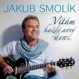 Jakub Smolík - Vítám každý nový den CD - Smolík Jakub