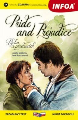 Pýcha a předsudek / Pride and Prejudice - Zrcadlová četba - Austen Jane