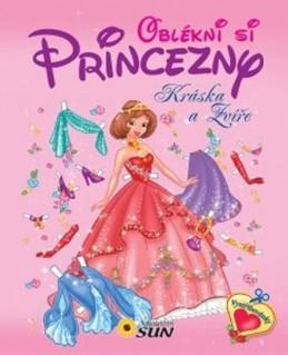 Oblékni si princezny - Kráska a zvíře - neuveden