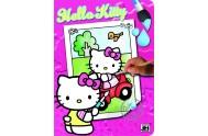 Hello Kitty 2 - Vodové omalovánky A4