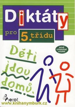 Diktáty pro 5. třídu - Šulc Petr