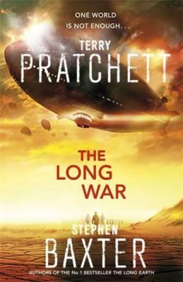 The Long War - Long Earth 2 (anglicky) - Pratchett Terry, Baxter Stephen