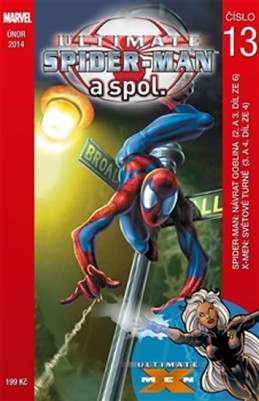 Ultimate Spider-man a spol. 13 - Bendis Brian Michael