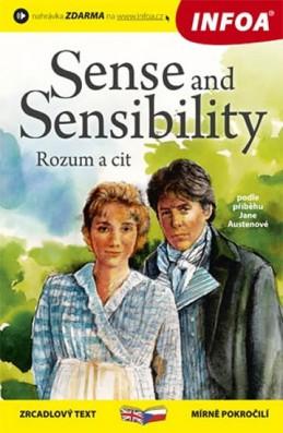 Rozum a cit / Sense and Sensibility - Zrcadlová četba - Austenová Jane