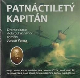 Patnáctiletý kapitán - CD - Verne Jules
