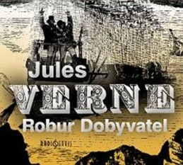 Robur Dobyvatel - CD - Verne Jules