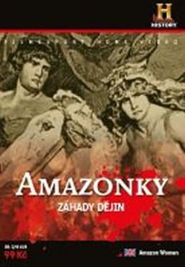 Amazonky - DVD digipack - neuveden