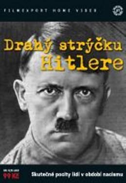 Drahý strýčku Hitlere - DVD digipack - neuveden