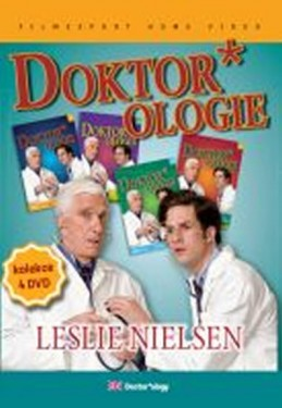 DVD set - Doktorologie 1.- 4. - neuveden