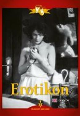 Erotikon - DVD digipack - neuveden