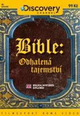 Bible: Odhalená tajemství - DVD digipack - neuveden