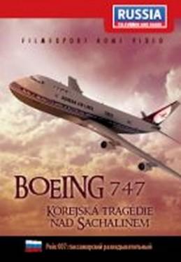 Boeing 747: Korejská tragédie nad Sachalinem - DVD digipack - neuveden
