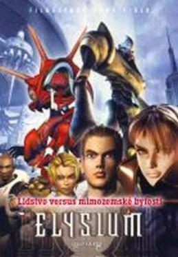 Elysium - DVD digipack - neuveden