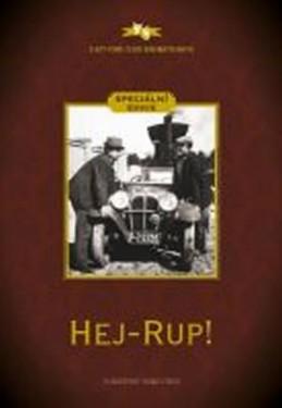 Hej-Rup! - speciální edice - DVD box v rukávu - DVD box - neuveden