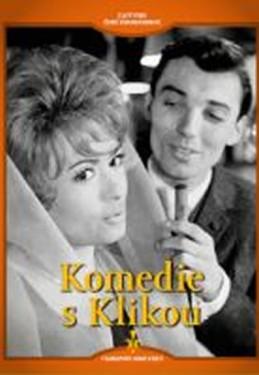 Komedie s Klikou - DVD digipack - neuveden
