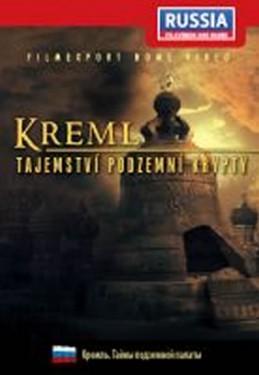 Kreml: Tajemství podzemní krypty - DVD digipack - neuveden