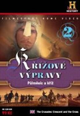 Křížové výpravy: Půlměsíc a kříž 2. - DVD digipack - neuveden