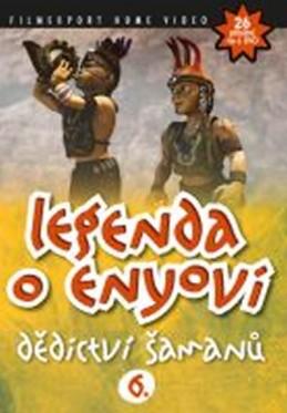 Legenda o Enyovi 6. - DVD - neuveden