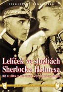 Lelíček ve službách Sherlocka Holmesa - DVD box - neuveden