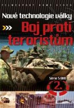 Nové technologie války 2. - Boj proti teroristům - DVD digipack - neuveden