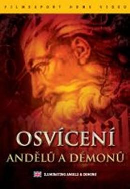 Osvícení andělů a démonů - DVD digipack - neuveden