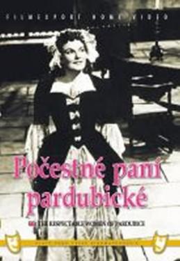 Počestné paní pardubické - DVD box - neuveden