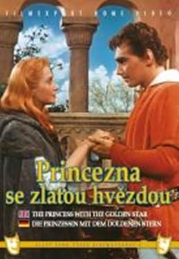 Princezna se zlatou hvězdou - DVD box - neuveden