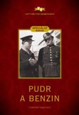 Pudr a benzin - speciální edice - DVD box v rukávu - neuveden